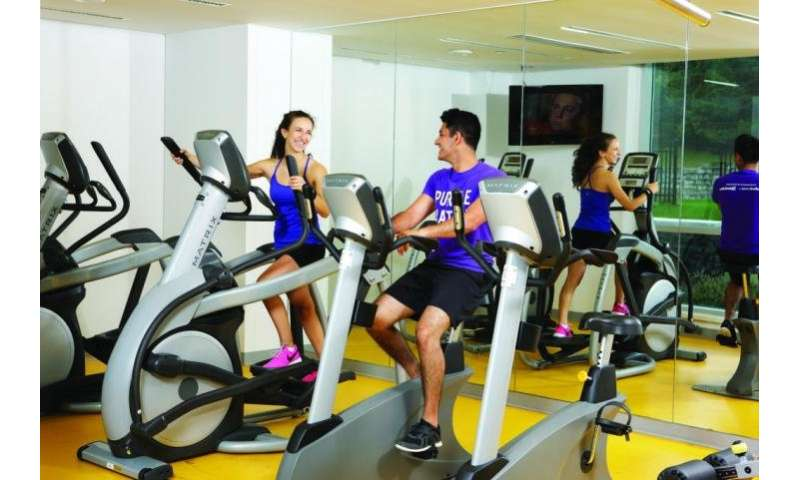 Short-term exercise equals big-time brain boost