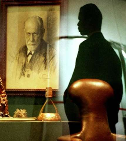Sigmund Freud won the prestigious Goethe Prize in 1930