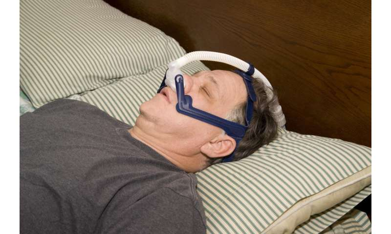 Sleep apnea may increase atrial fibrillation risk