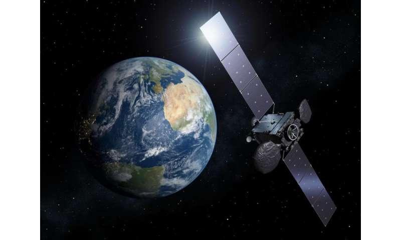 SmallGEO's first flight reaches orbit