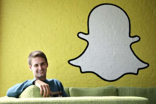 Snapchat parent passes big test: IPO above expectation (Update)