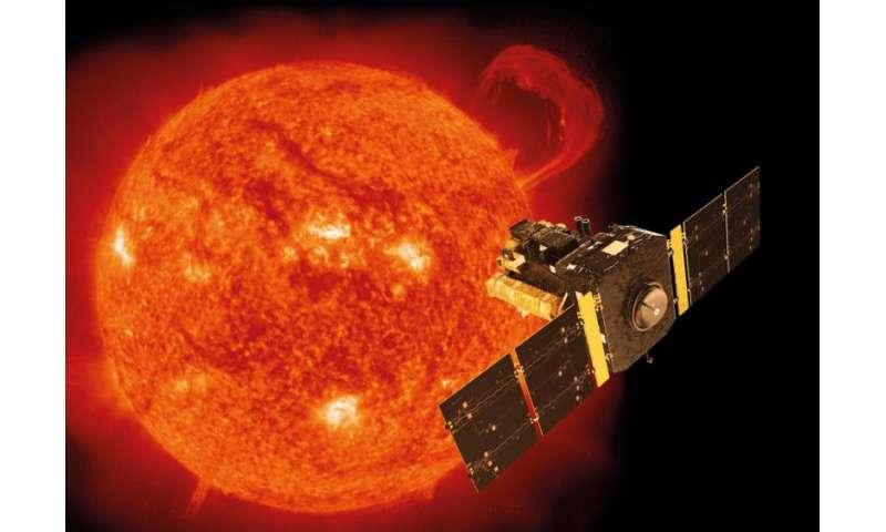 Solar antics