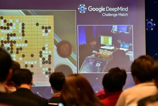 Some the same artificial intelligence techniques used in the Google DeepMind Challenge to defeat a grandmaster in the board game