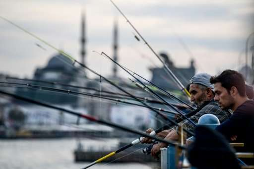 Sound data on Turkey's fish reserves do not exist and experts say there is also no monitoring of anglers