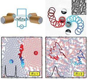 Spontaneous system follows rules of equilibrium