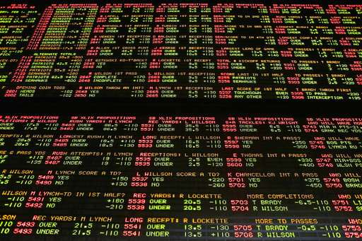 Sports betting case could pay off for internet gambling