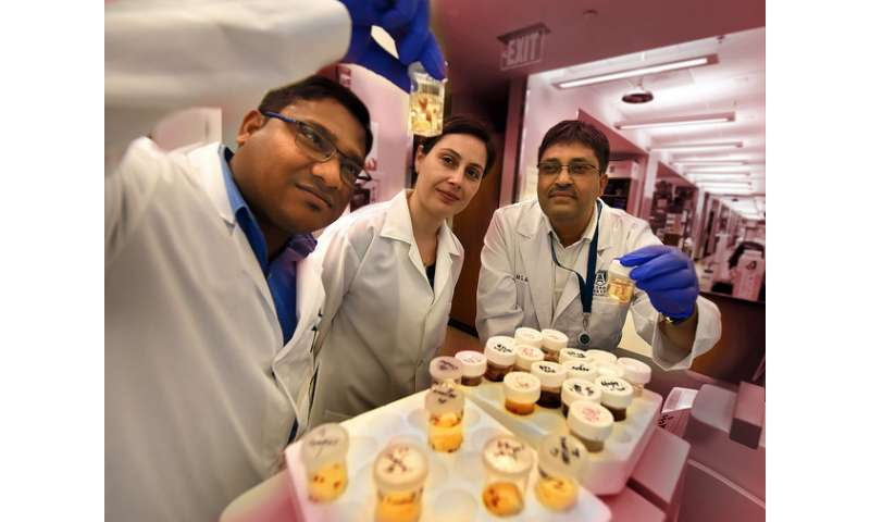 Spread of breast cancer reduced by targeting acid metabolite