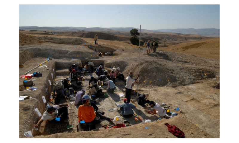 Study correlates climate change and early human activities at the Algerian site of El Kherba 1.7 million years ago