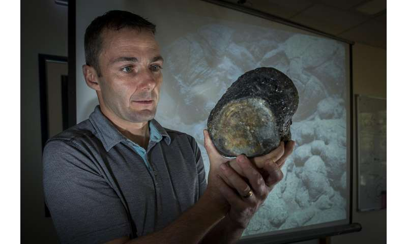Study opens new questions on how the atmosphere and oceans formed