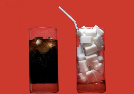Image result for Cut out sugary drinks immediately.