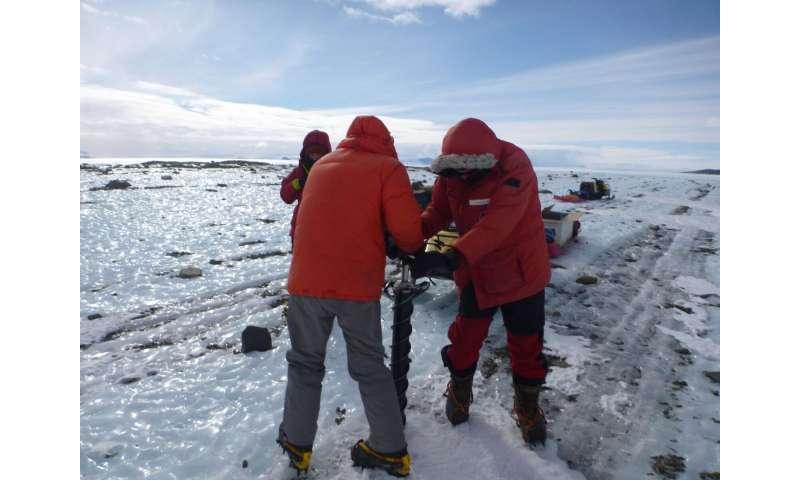 Study validates East Antarctic ice sheet to remain stable even if western ice sheet melts