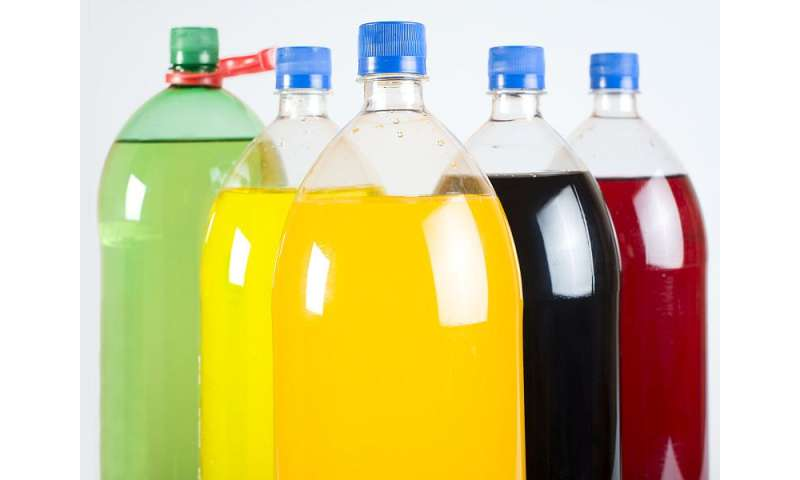 Sugar-sweetened drink tax tied to sustained drop in purchase