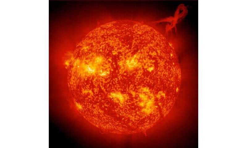 Sun's UV light helped spark life