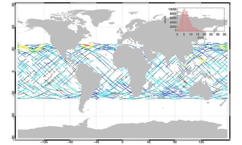 SwRI-built CYGNSS satellites gathering unprecedented hurricane data