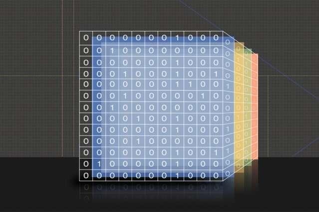 System for performing 'tensor algebra' offers 100-fold speedups over previous software packages ile ilgili görsel sonucu