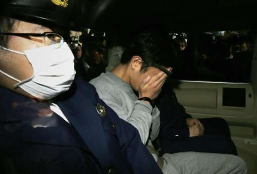 Takahiro Shiraishi is suspected of luring his victims via social media