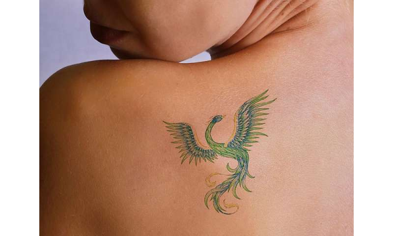 Tattoo artists risk serious pain in the neck