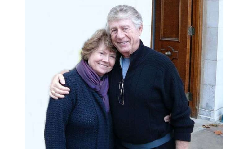 Ted koppel's fight to make COPD headline news