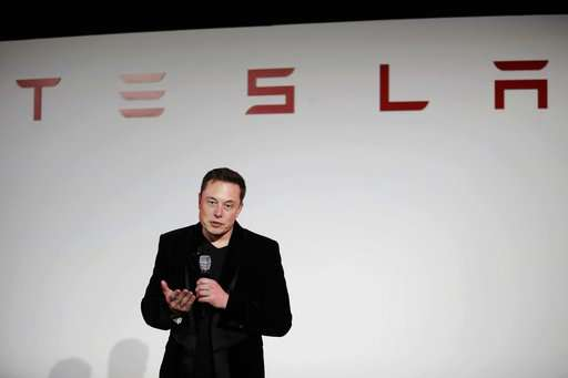 Tesla in talks to open a factory in China