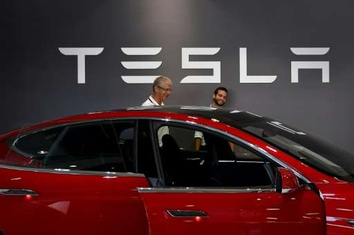 Tesla, which is broadening its lineup of electric cars, also plans to unveil a semi-truck next month in California