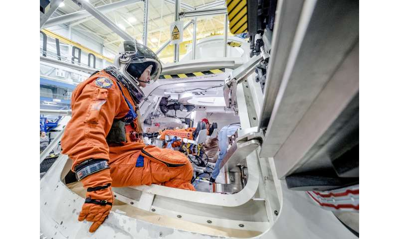 Tests Ensure Astronaut, Ground Crew Safety Before Orion Launches