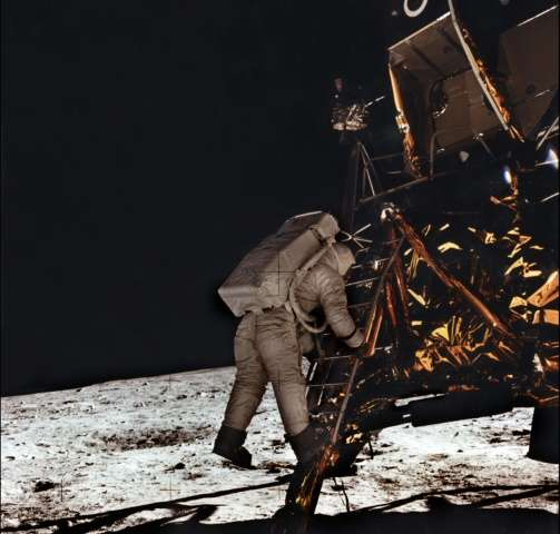 The 1969-72 Apollo landings left us with an image of a lunar environment that was hostile and sterile. But scientists today says