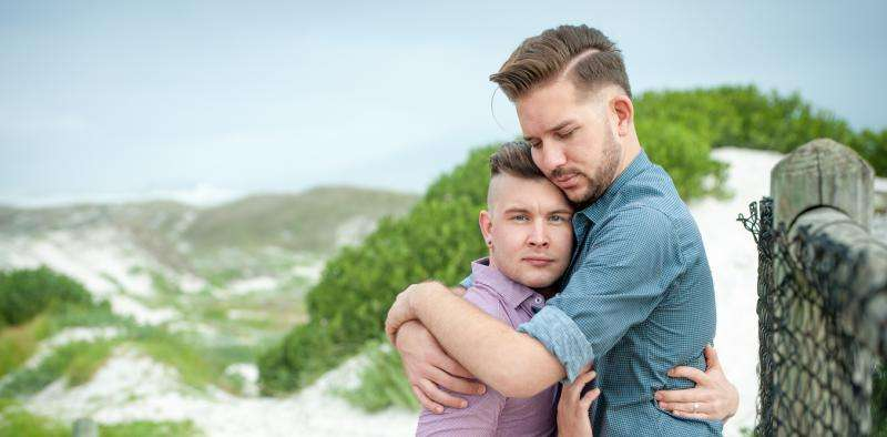 The bromance is blossoming, says study
