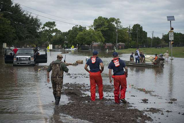 The continental U.S. is experiencing more flooding, and earlier in the year