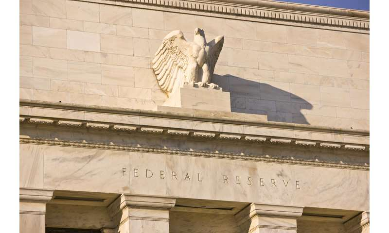 The fed's bank bailout