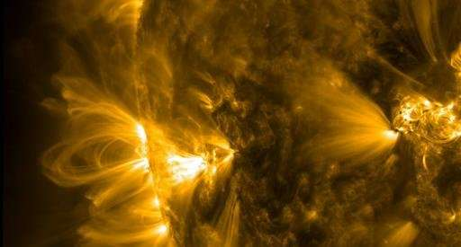 The hidden mechanics of magnetic field reconnection, a key factor in solar storms and fusion energy reactors