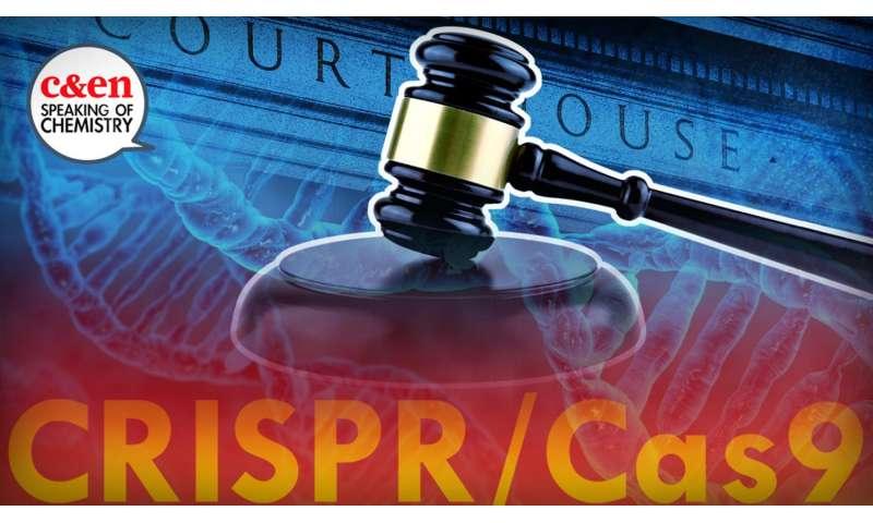 The legal battle over CRISPR (video)