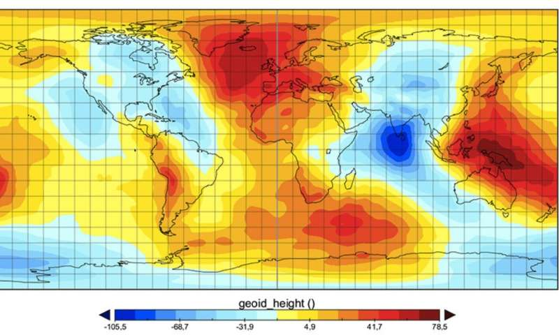 The missing mass — what is causing a geoid low in the Indian Ocean?
