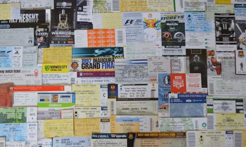 The new ticketing technology that may make scalping a thing of the past