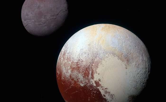 The next Pluto mission—An orbiter and lander?