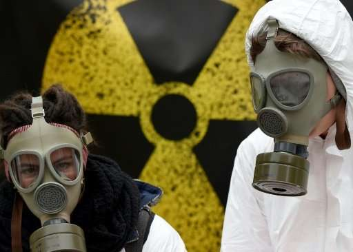 The Nobel Peace Prize has been awarded to activists fighting for the abolition of nuclear weapons