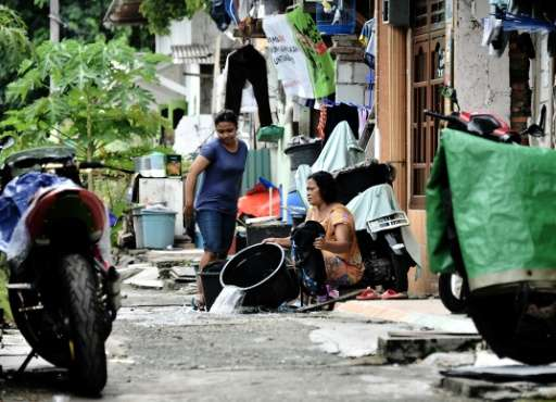 The piles of rubbish that once lined Tongkol kampung are gone and the floods that used to inundate the neighbourhood every wet s