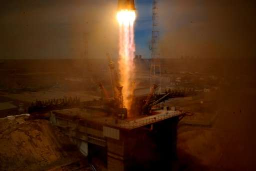 The Russian-leased Baikonur cosmodrome in Kazakhstan is the main hub for launches to the ISS