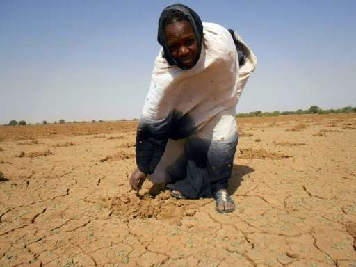 The Sahel is one of Africa's driest regions but climate change could reverse that