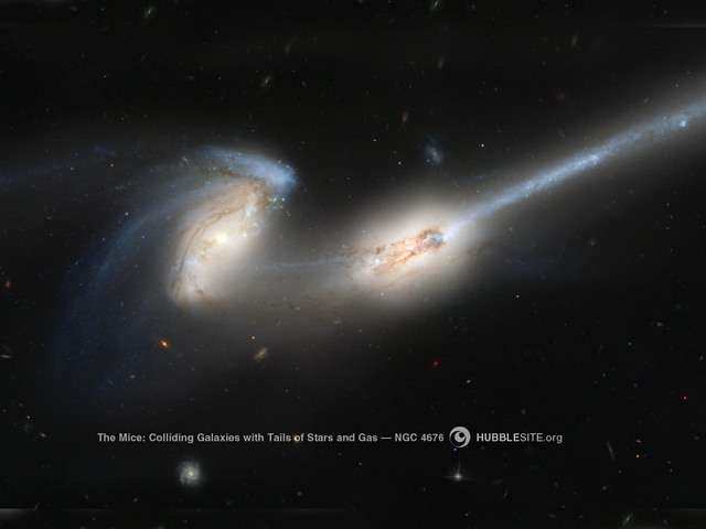 The shapes of galaxies