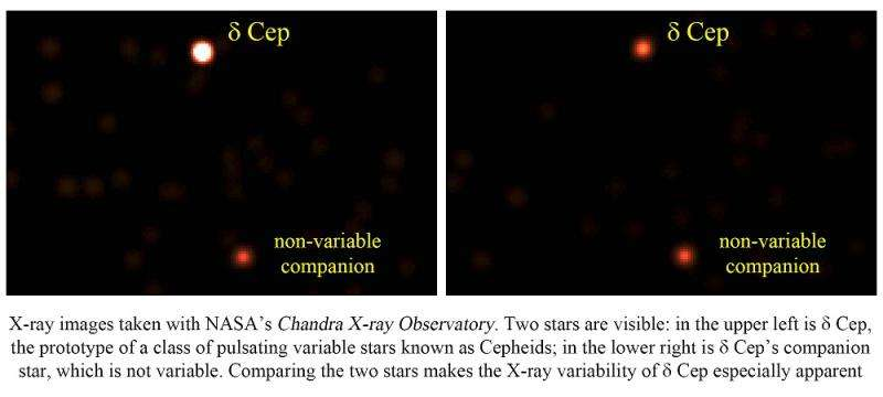 The surprising discovery of a new class of pulsating X-ray stars