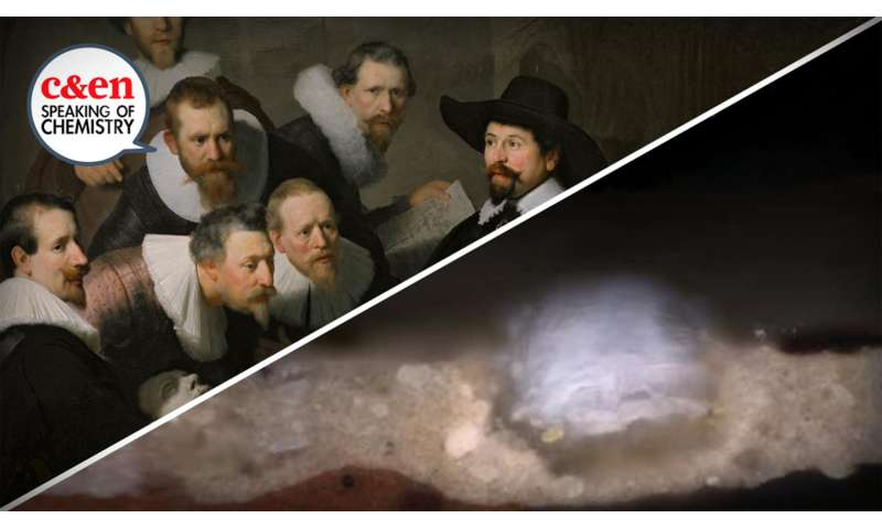 The weird chemistry threatening masterpiece paintings (video)