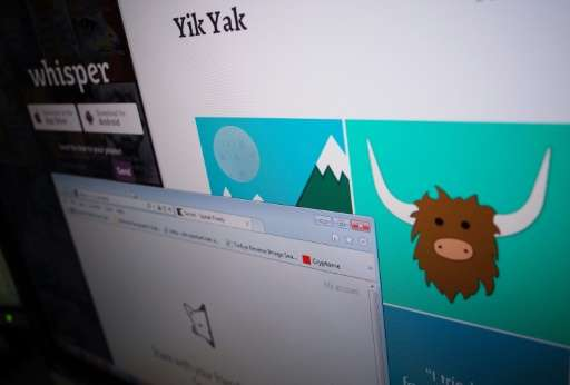 The Yik Yak mobile launched in 2013 gained a following among high school and college students, pushing its valuation by investor