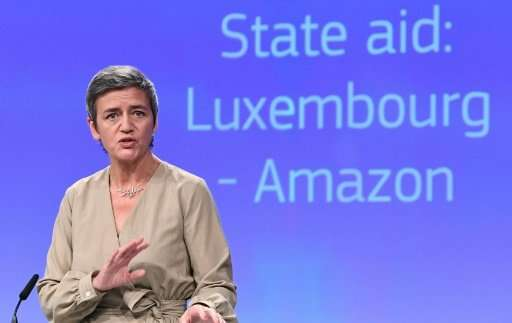 They love her in Brussels, but in Silicon Valley? Not so much