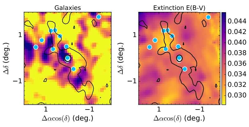 Tidal tails detected around a distant globular cluster
