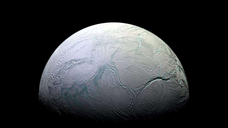 Tides could be source of heat on icy moons
