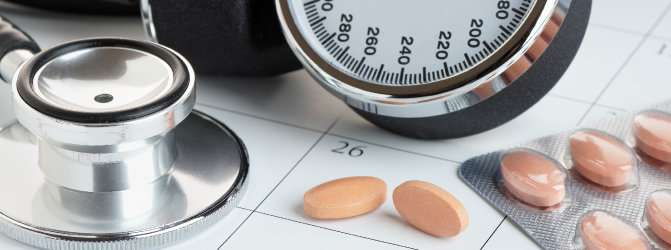 Tips to keep blood pressure in check this holiday season