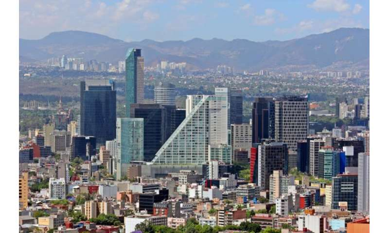 To ease Mexico City's water woes, look up, study suggests