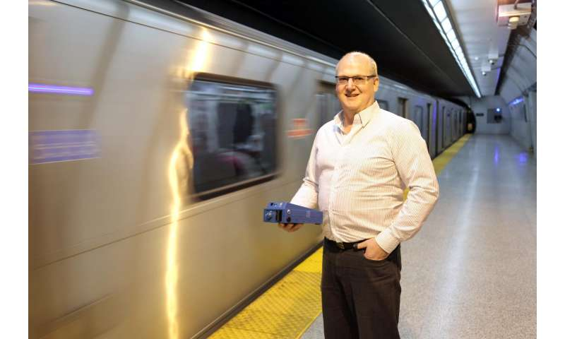 Toronto's subways expose passengers to more air pollution than Montreal, Vancouver systems