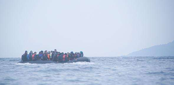Trading on human tides— the 'free market' of people smuggling