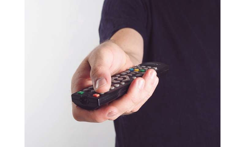 Too much TV linked to blood clot risk